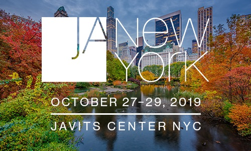 JA  New York Fall Show  2019