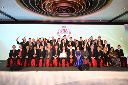 The JNA Awards honours gemstone and jewellery industry leaders who represent excellence, innovation and best business practice