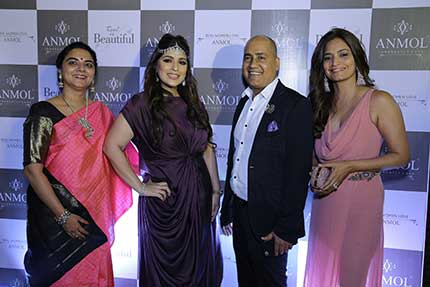 Mamta Patil, Rakhi Vaswani, Ishu Datwani and Purnima Pilinja at ANMOL