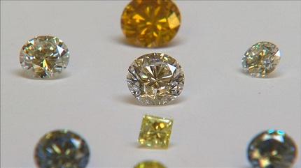 Synthetic diamonds at De Beers