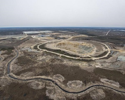 De Beers Group Victor Mine reached the end of production this week following close to 11 years of historic operation. Located in the James Bay Lowlands, Victor Mine is Ontario