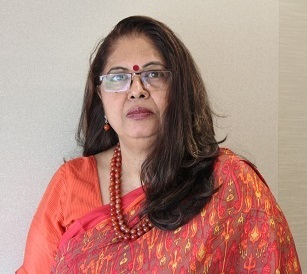 Ms. Nirupa Bhatt, MD, GIA India & Middle East