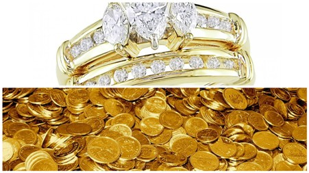 Gold and diamond jewellery becomes costlier
