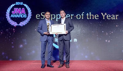 eSupplier of the Year - Kiran Gems